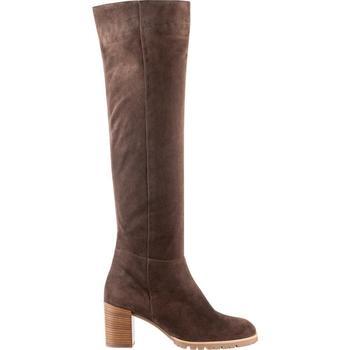 Παπούτσια Γυναίκα Ψηλές μπότες Högl Candice Darkbrown Brown