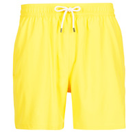 Υφασμάτινα Άνδρας Μαγιώ / shorts για την παραλία Polo Ralph Lauren MAILLOT SHORT DE BAIN EN NYLON RECYCLE, CORDON DE SERRAGE ET POC Yellow