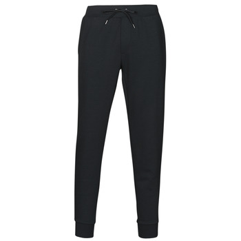 Υφασμάτινα Άνδρας Φόρμες Polo Ralph Lauren PANTALON DE JOGGING EN DOUBLE KNIT TECH LOGO PONY PLAYER Black