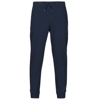 Υφασμάτινα Άνδρας Φόρμες Polo Ralph Lauren PANTALON DE JOGGING EN DOUBLE KNIT TECH LOGO PONY PLAYER Marine