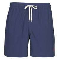 Υφασμάτινα Άνδρας Μαγιώ / shorts για την παραλία Polo Ralph Lauren MAILLOT SHORT DE BAIN EN NYLON RECYCLE, CORDON DE SERRAGE ET POC Μπλέ