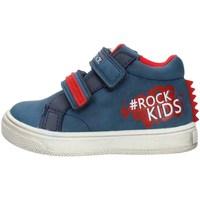 Παπούτσια Αγόρι Ψηλά Sneakers Lumberjack SB55012004S03 Blue
