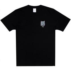 Υφασμάτινα Άνδρας T-shirt με κοντά μανίκια Ripndip Bionic nerm tee Μαύρο