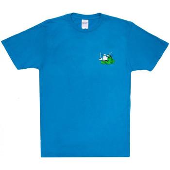 Υφασμάτινα Άνδρας T-shirt με κοντά μανίκια Ripndip Teenage mutant tee Μπλέ
