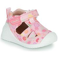 Παπούτσια Κορίτσι Σανδάλια / Πέδιλα Biomecanics 212212 Ροζ