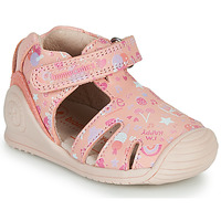 Παπούτσια Κορίτσι Σανδάλια / Πέδιλα Biomecanics 212107 Ροζ