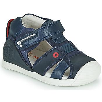 Παπούτσια Αγόρι Σανδάλια / Πέδιλα Biomecanics 212144 Marine