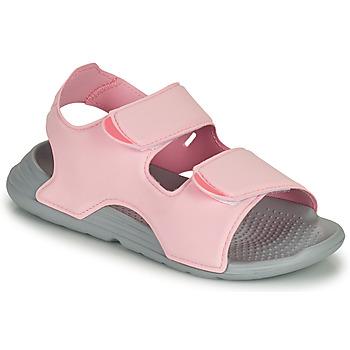 Παπούτσια Κορίτσι Σανδάλια / Πέδιλα adidas Performance SWIM SANDAL C Ροζ