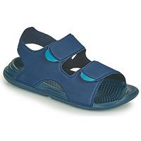 Παπούτσια Αγόρι Σανδάλια / Πέδιλα adidas Performance SWIM SANDAL C Μπλέ