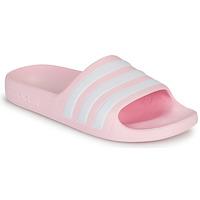 Παπούτσια Κορίτσι Σανδάλια / Πέδιλα adidas Performance ADILETTE AQUA K Ροζ