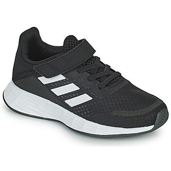 Παπούτσια Παιδί Χαμηλά Sneakers adidas Performance DURAMO SL C Black / Άσπρο