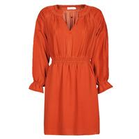Υφασμάτινα Γυναίκα Κοντά Φορέματα See U Soon 21122109 Red