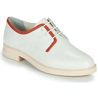 Παπούτσια Γυναίκα Derby Camper TWINS Άσπρο
