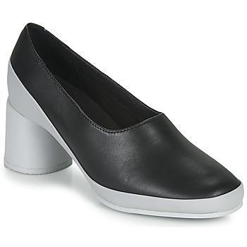 Παπούτσια Γυναίκα Γόβες Camper UPRIGHT Black / Άσπρο