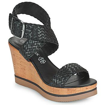 Παπούτσια Γυναίκα Σανδάλια / Πέδιλα Chattawak JANE Black