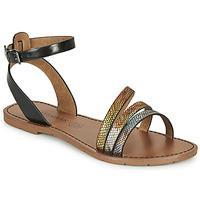 Παπούτσια Γυναίκα Σανδάλια / Πέδιλα Chattawak PAGO Black / Multicolore