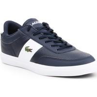 Παπούτσια Άνδρας Χαμηλά Sneakers Lacoste Court-Master 119 2 CMA 7-37CMA0012092 navy , white