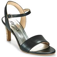 Παπούτσια Γυναίκα Σανδάλια / Πέδιλα Myma POLIDOME Black