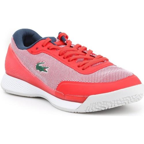 Παπούτσια Γυναίκα Χαμηλά Sneakers Lacoste LT Pro 117 2 SPW 7-33SPW1018RS7 red, navy , white