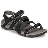 Παπούτσια Γυναίκα Σανδάλια / Πέδιλα Teva ASCONA SPORT WEB Black