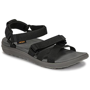 Παπούτσια Γυναίκα Σανδάλια / Πέδιλα Teva SANBORN MIA Black