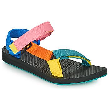 Παπούτσια Γυναίκα Σανδάλια / Πέδιλα Teva ORIGINAL UNIVERSAL Multicolour