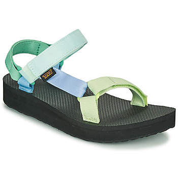 Παπούτσια Γυναίκα Σανδάλια / Πέδιλα Teva MIDFORM UNIVERSAL Green