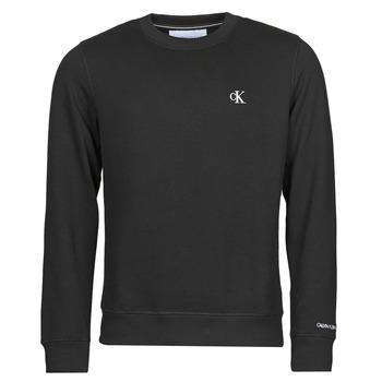 Υφασμάτινα Άνδρας Φούτερ Calvin Klein Jeans J30J314536-BAE Black