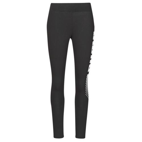 Υφασμάτινα Γυναίκα Κολάν Puma ESS+ GRAPHIC LEGGING Black