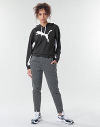 Υφασμάτινα Γυναίκα Φόρμες Puma Evostripe Pants Grey / Black