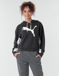 Υφασμάτινα Γυναίκα Φούτερ Puma Modern Sports Hoodie Black