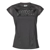 Υφασμάτινα Γυναίκα T-shirt με κοντά μανίκια Puma WMN TRAINING TEE F Black