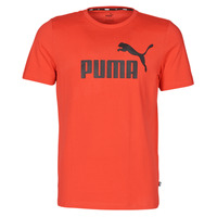 Υφασμάτινα Άνδρας T-shirt με κοντά μανίκια Puma ESSENTIAL TEE Red