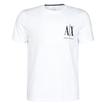 T-shirt με κοντά μανίκια Armani Exchange 8NZTPH-ZJH4Z Σύνθεση: Βαμβάκι