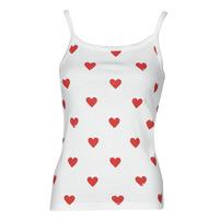 Υφασμάτινα Γυναίκα Αμάνικα / T-shirts χωρίς μανίκια Petit Bateau DAYWEAR Άσπρο