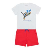 Υφασμάτινα Αγόρι Σετ Polo Ralph Lauren SOULA Multicolour
