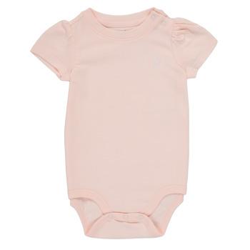 Υφασμάτινα Κορίτσι Πιτζάμα/Νυχτικό Polo Ralph Lauren POLINE Ροζ