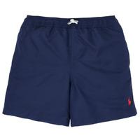 Υφασμάτινα Αγόρι Μαγιώ / shorts για την παραλία Polo Ralph Lauren SOLAL Marine
