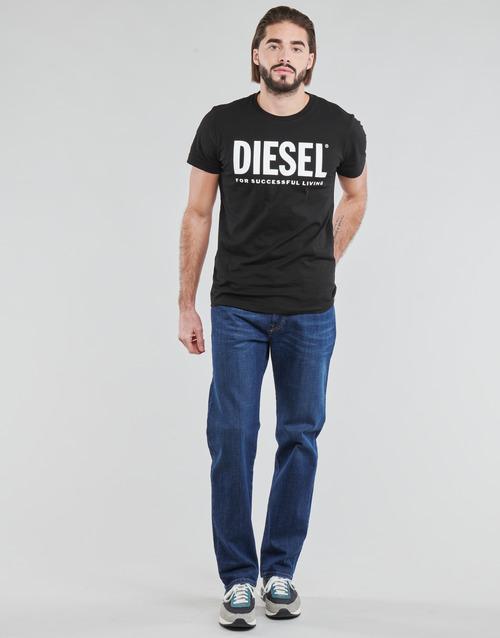 Υφασμάτινα Άνδρας Τζιν σε ίσια γραμμή Diesel D-MITHRY Μπλέ / Fonce