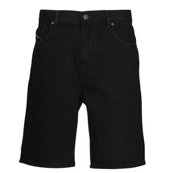 Υφασμάτινα Άνδρας Σόρτς / Βερμούδες Diesel A02648-0HBAG-02 Black