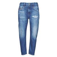 Υφασμάτινα Γυναίκα Boyfriend jeans Diesel D-FAYZA Μπλέ / Medium