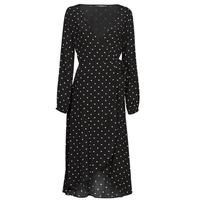 Υφασμάτινα Γυναίκα Μακριά Φορέματα Guess NEW BAJA DRESS Black