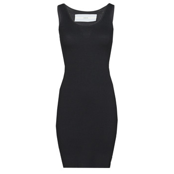 Υφασμάτινα Γυναίκα Κοντά Φορέματα Guess  Black