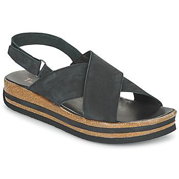 Παπούτσια Γυναίκα Σανδάλια / Πέδιλα Think ZEGA Black
