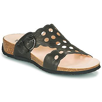 Παπούτσια Γυναίκα Τσόκαρα Think MIZZI Black