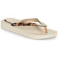 Παπούτσια Γυναίκα Σαγιονάρες Ipanema IPANEMA ELEGANCE FEM Beige / Gold