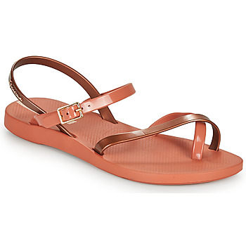 Παπούτσια Γυναίκα Σανδάλια / Πέδιλα Ipanema Ipanema Fashion Sandal VIII Fem Ροζ
