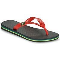 Παπούτσια Παιδί Σαγιονάρες Ipanema IPANEMA CLAS BRASIL II KIDS Black / Red