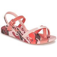 Παπούτσια Παιδί Σανδάλια / Πέδιλα Ipanema IPANEMA FASHION SAND. VII KIDS Ροζ