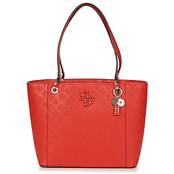 Τσάντες Γυναίκα Cabas / Sac shopping Guess NOELLE ELITE TOTE Red